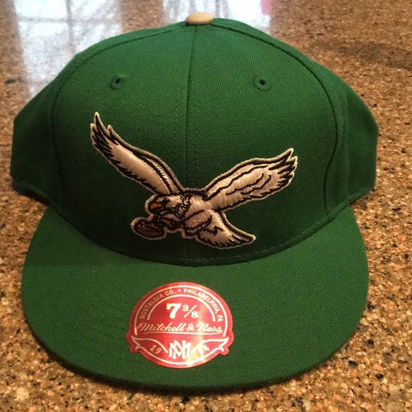 4d4544db2 Mitchell & Ness Philadelphia Eagles hat 7 3/8